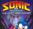 Sonic the Hedgehog (TV series) DVDs