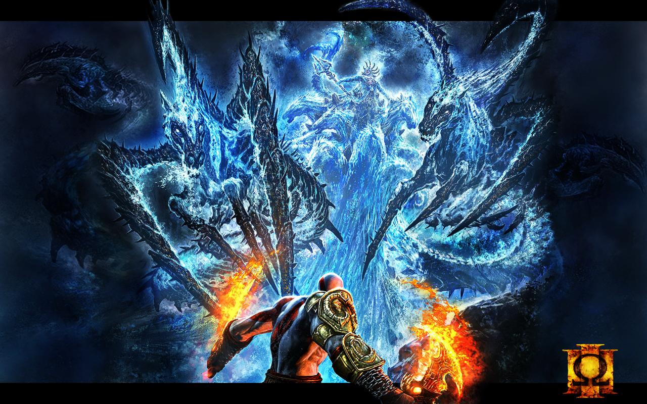Zeus Vs Hades Wallpaper