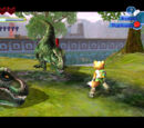 Star Fox Adventures Enemies