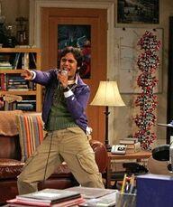 Raj Singing