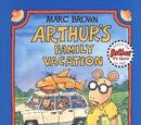 Arthur's Family Vacation (book)