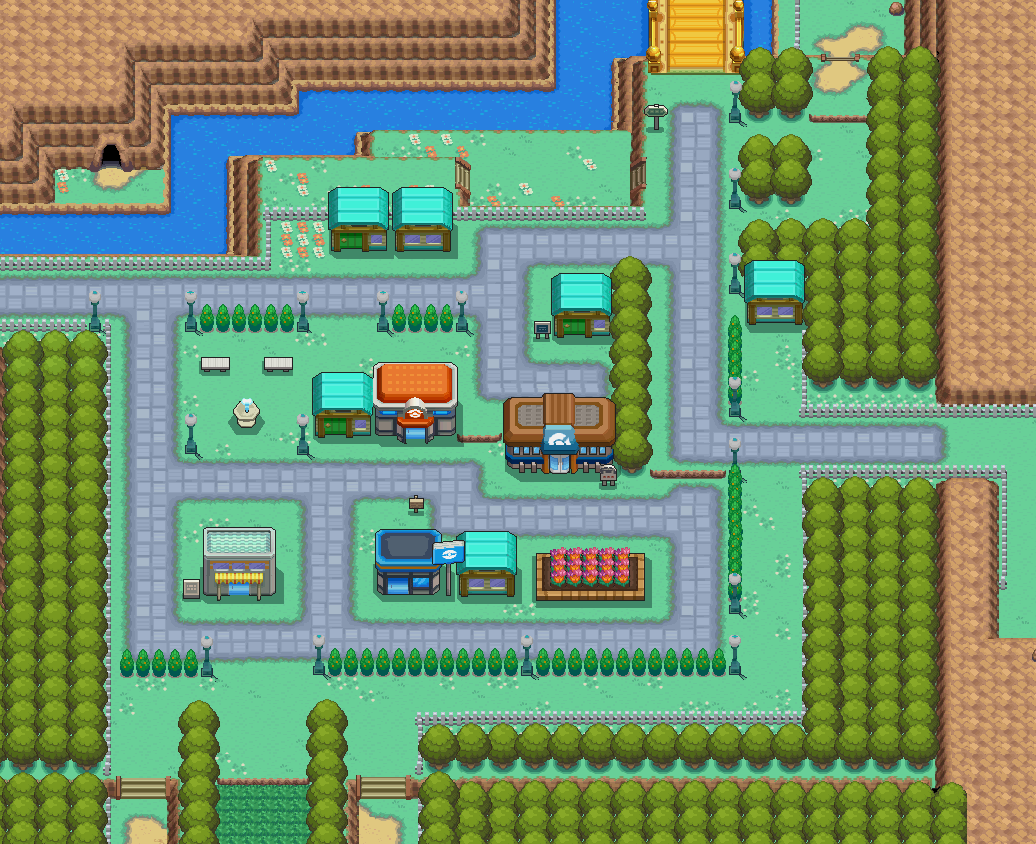 how to get to route 24 in pokemon red