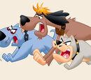 Junkyard Dogs (Krypto the Superdog)
