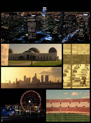 Los Angeles Montage final