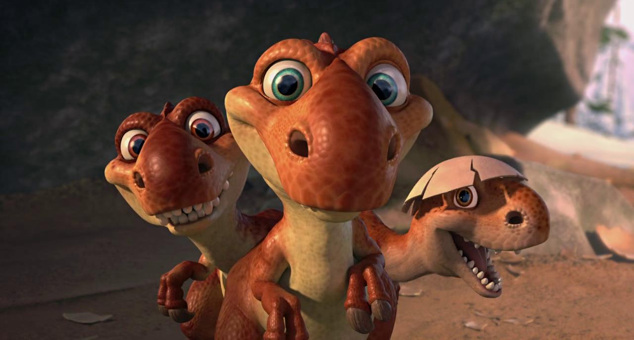 fav dinosaurs