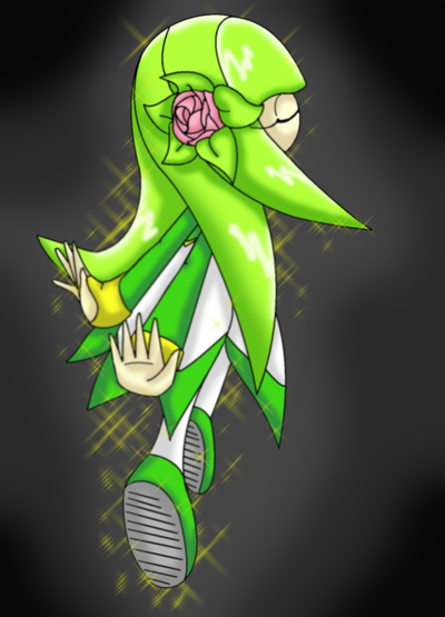 Cosmo The Seedrian Sonic X Season 4 Wiki
