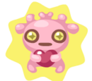 Cute Alien Plushie