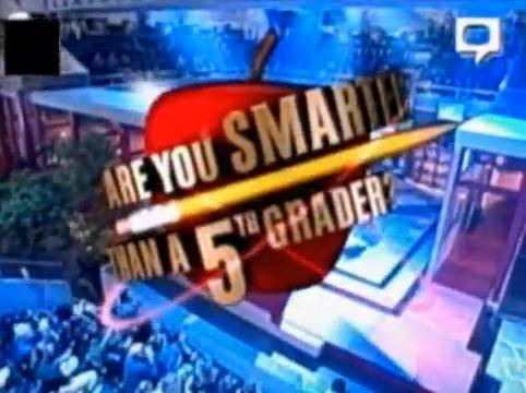 Are You Smarter than a 5th Grader   Smarter Than a 5th ...