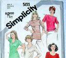 Simplicity 5133 A