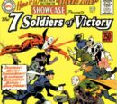 Seven Soldiers of Victory II (New Earth)