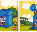3603 Boris Bulldog and Mailbox