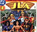 Justice Leagues: Justice League of Amazons Vol 1 1