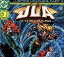 Justice Leagues: Justice League of Atlantis Vol 1 1