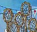 Red de Pesca de Medusa