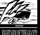 Kapitel 260: RIGHTARM OF THE GIANT 2 - Der rechte Arm des Giganten 2