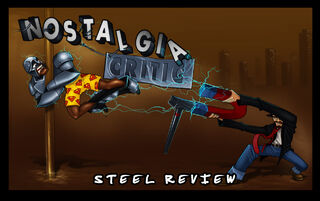 NC Steel review by MaroBot