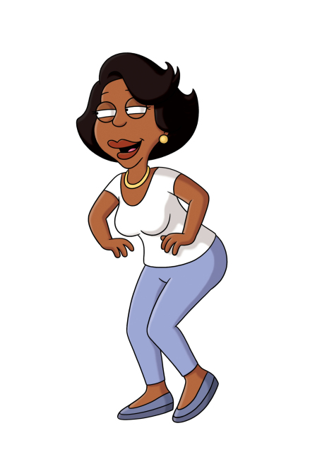 Donna Tubbs-Brown - The Cleveland Show Wiki - Seth MacFarlane's New ...