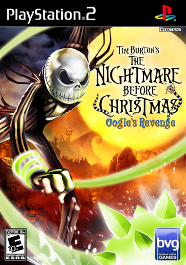 ... Christmas: Oogie's Revenge - The Nightmare Before Christmas Wiki