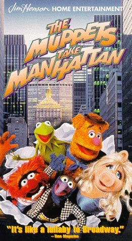 The Muppets Take Manhattan (video) - Muppet Wiki The Muppet Movie Vhs 1999