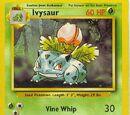 Ivysaur (Base Set TCG)