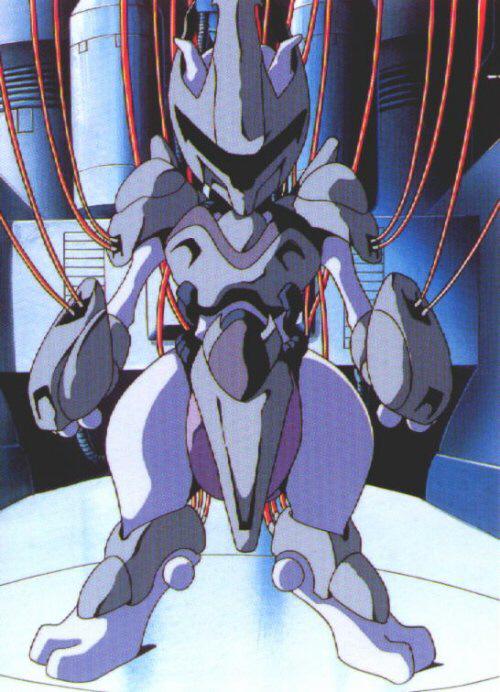 Armored mewtwo - Pokemon miu two ...