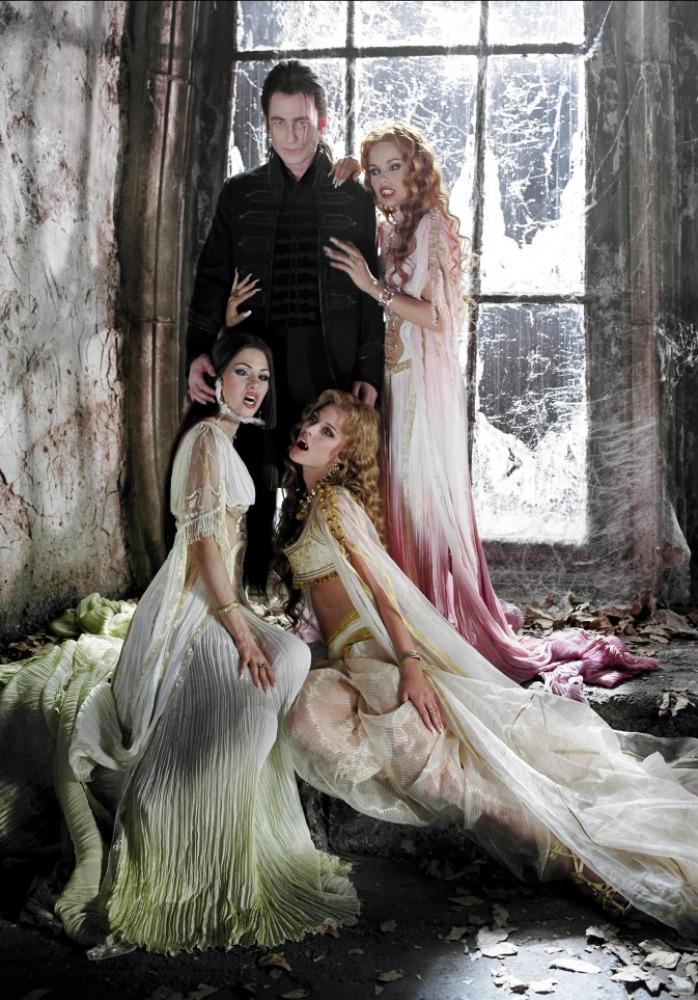 Van Helsing Wiki NavigationVan Helsing Brides Marishka