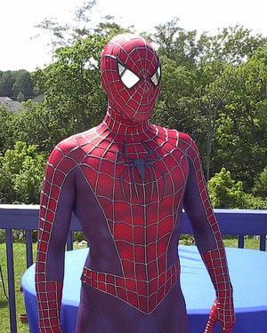 Image - Spider Man replica Costume by MalottPro.jpg - Spider-Man Wiki ... Ultimate Spider Man Peter Parker Costume