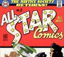 JSA Returns: All-Star Comics Vol 1 2