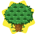 Hideeni's Moody Fruit Tree Display
