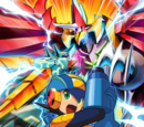 Mega Man Battle Network 6 Images