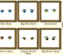 Eyes Types