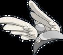 Casco de alas
