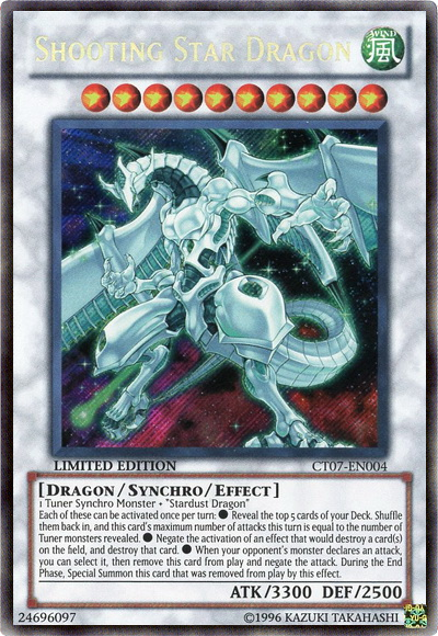 Red Nova Dragon Deck 2011 Red Nova Dragon's Atk