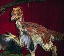 Dromeosaurus Pack (PYTHNUT)