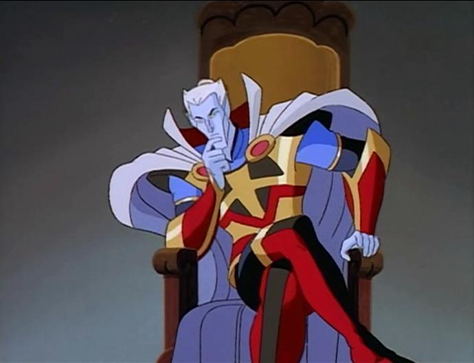 Oberon  Gargoyles Gargoyles Disney Characters