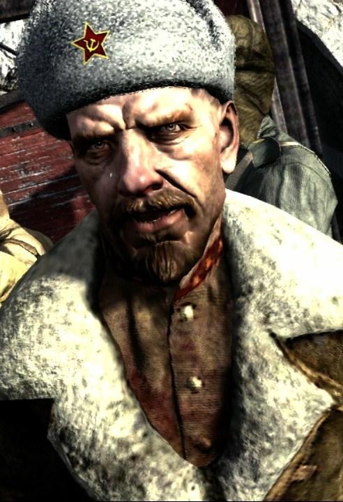 User blog:Kaz Miller/John Price V.S Viktor Reznov - Call of Duty Wiki - Wikia - Reznovfromgamespot