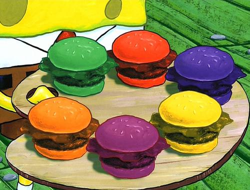 Bob Esponja Hamburguesa: Burger Cangreburger