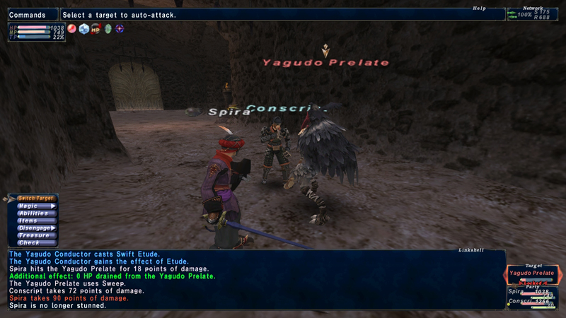how to change resoulution size in ffxi