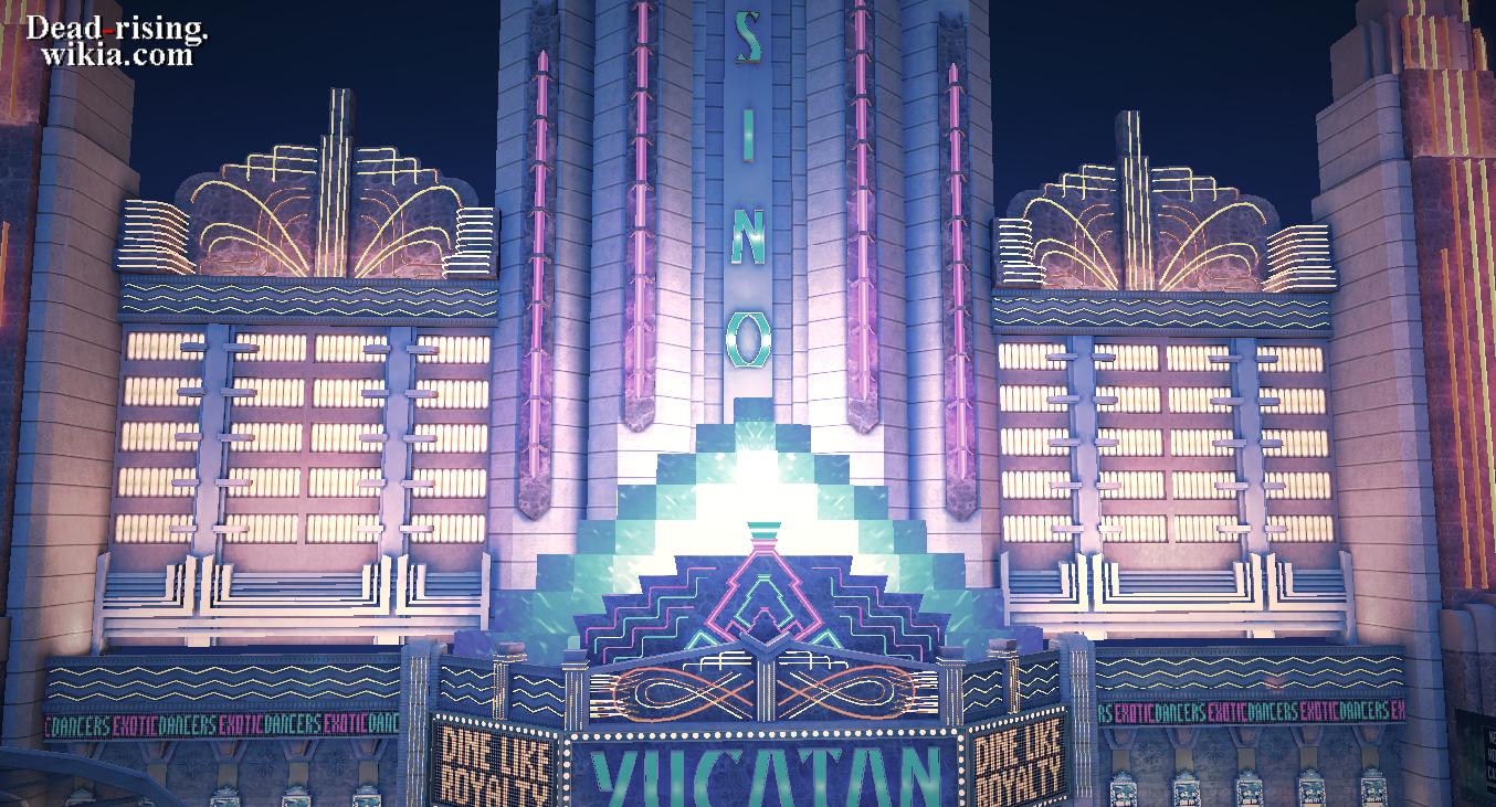 Yucatan casino lmg