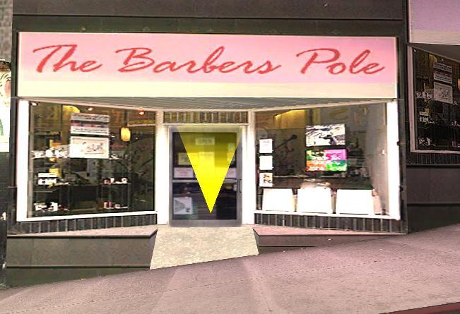Barber Shop La Quinta : The Barbers Pole es una de las peluquer?as del juego Grand Theft Auto ...