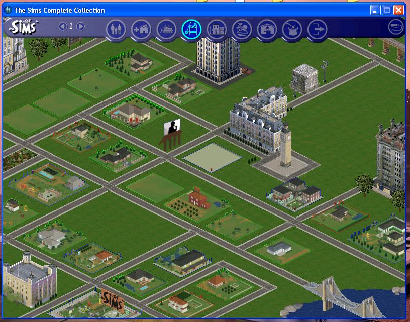 Sims Unleashed Торрент