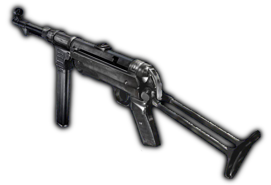 Call of Duty Next Gen MP40_3rd_person_FH