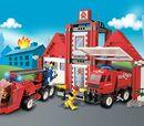 4657 Fire Squad HQ