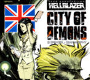 City of Demons issue 2