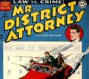 Mr. District Attorney Vol 1