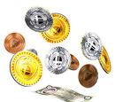 Monedas y billetes Smash