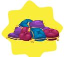 Arabian Palace Cushions Seat
