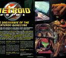 Metroid Prime (páginas del comic)