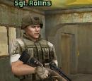 Sergeant Rollins