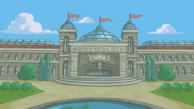 Phineas And Ferb Dr Doofenshmirtz Building Danville - Phineas and...